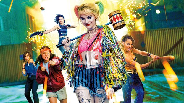 Photo free movies, Birds Of Prey, Harley Quinn