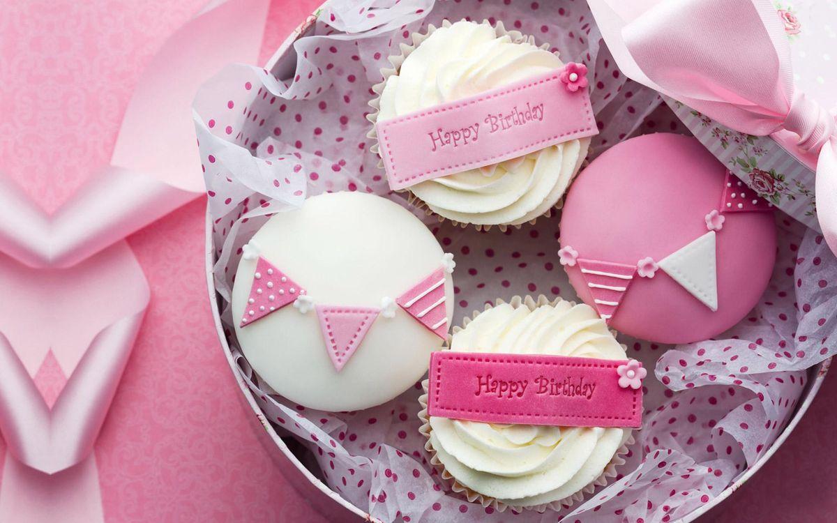 Обои cake, birthday, поздравления картинки на телефон