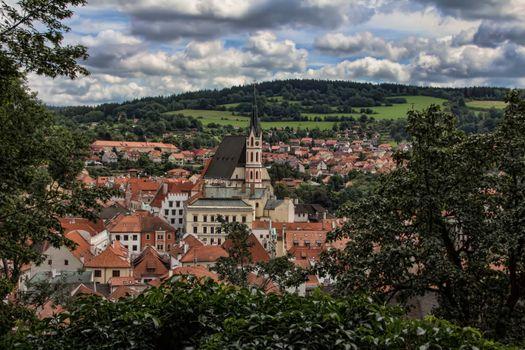 Заставки Чешская Республика, облака, небо