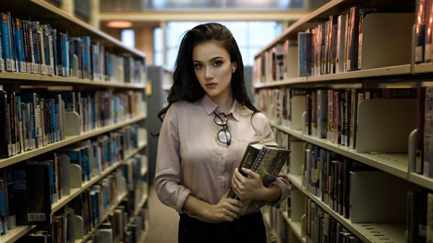 Photo free girls, model, books