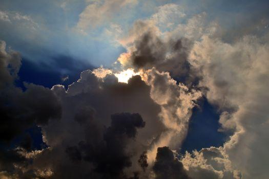 Photo free light, cloud, sky