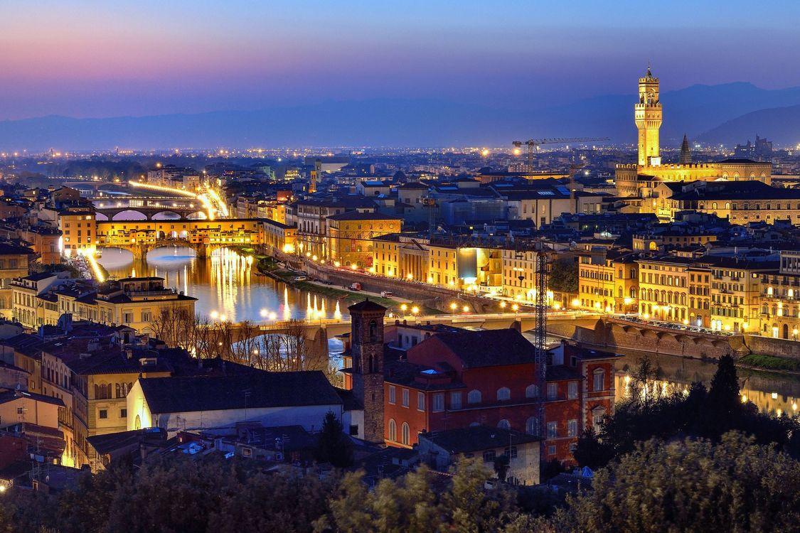 Фото бесплатно Флоренция, Италия, город - скачать на рабочий стол