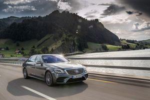 Фото бесплатно Mercedes-Benz S 500, машина, автомобиль