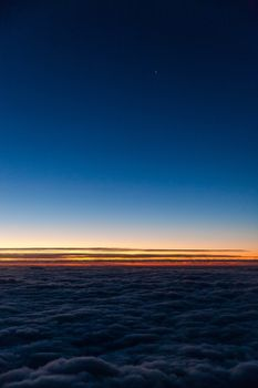 Photo free above the clouds, horizon, sky