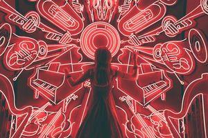 Бесплатные фото девушка,проводящая,свет,обратно,girl,conducting,light