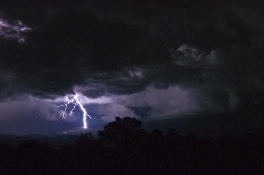 Фото бесплатно гроза, небо, природа