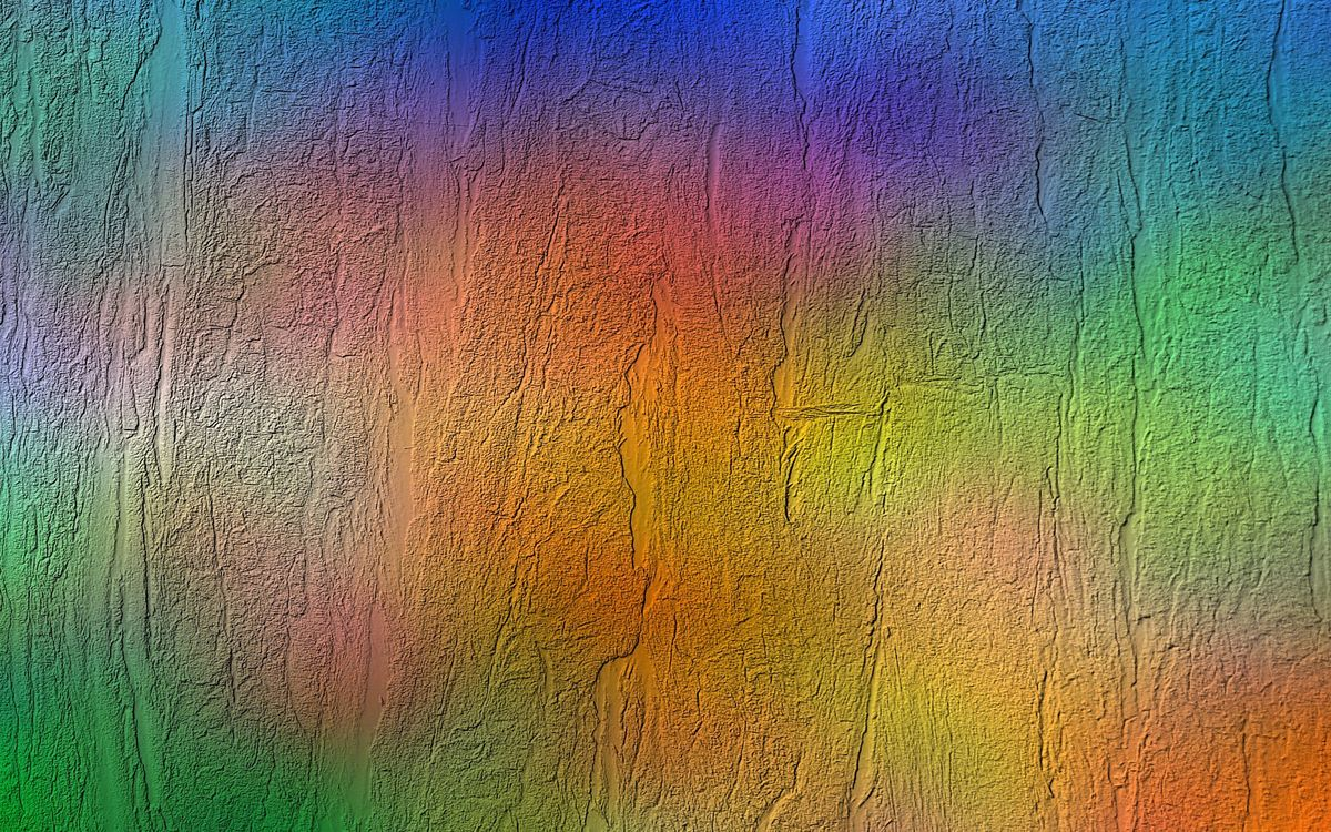 Colorful wall · free photo