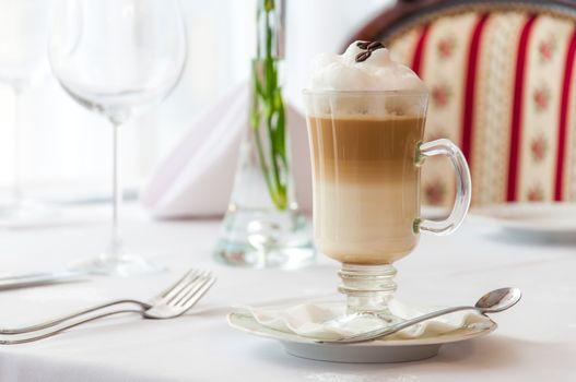 Photo free coffee, restaurant, cup