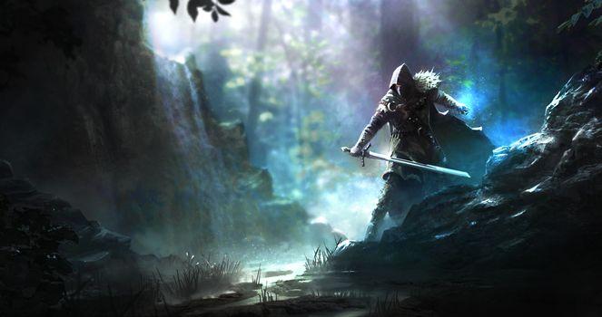 Фото бесплатно Элекс, игра, PC игр