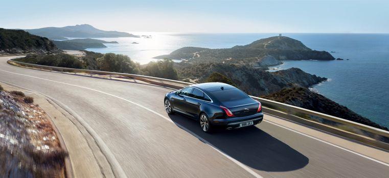 Фото бесплатно Jaguar Xj, Jaguar, автомобили