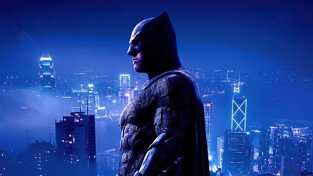 Заставка бэтмен, супергерои скачать бесплатно