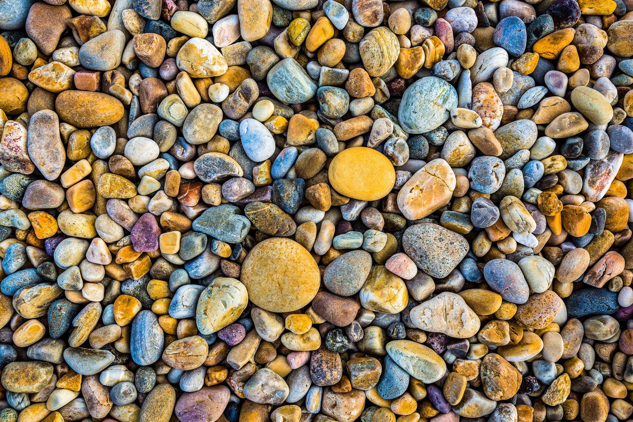 камни, щебень, галька