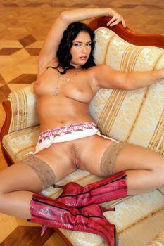 Фото бесплатно Veronica A, голая, чувственность