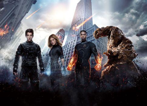 Фото бесплатно Fantastic Four, Movies