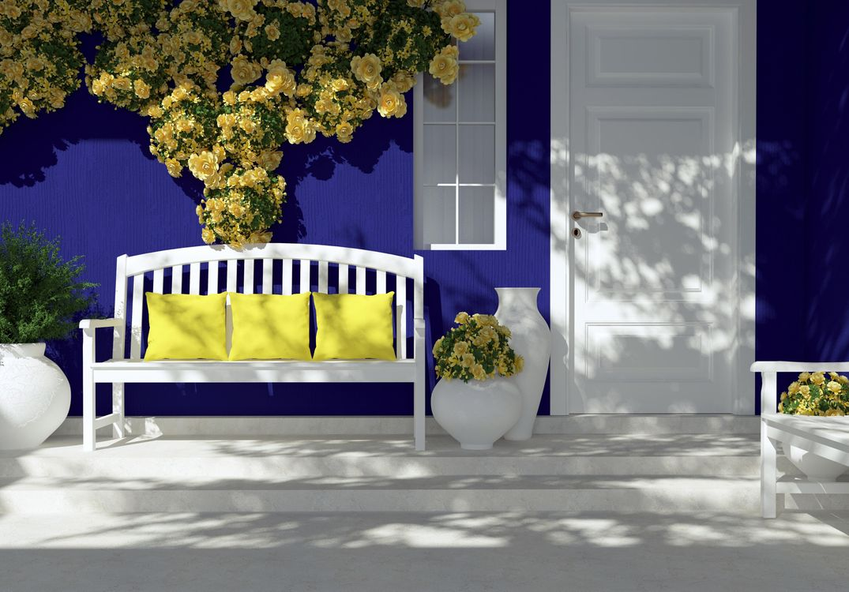 Photos for free interior, window, benches - to the desktop