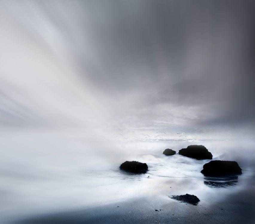 Фото прилива облако солнечный свет - бесплатные картинки на Fonwall