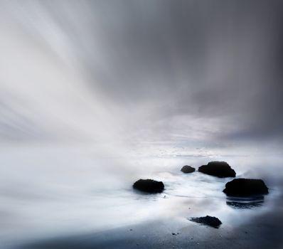 Фото бесплатно прилива, облако, солнечный свет