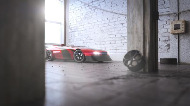 Фото бесплатно BMW, концепт-кары, художник