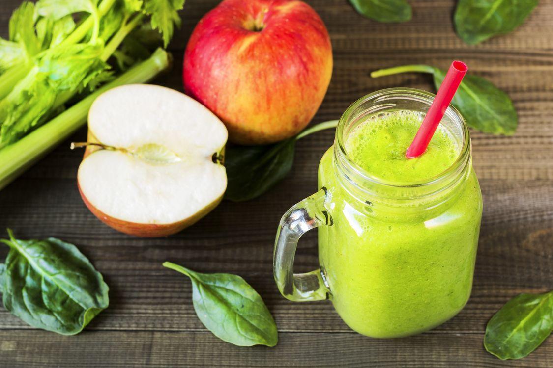 Фото бесплатно напиток, фреш, сок, яблоки, еда