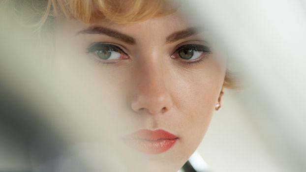 Заставки Scarlett Johansson, знаменитости, девушки