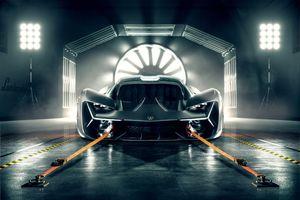 Фото бесплатно Lamborghini Terzo Millennio, автомобили 2019 года, электромобили