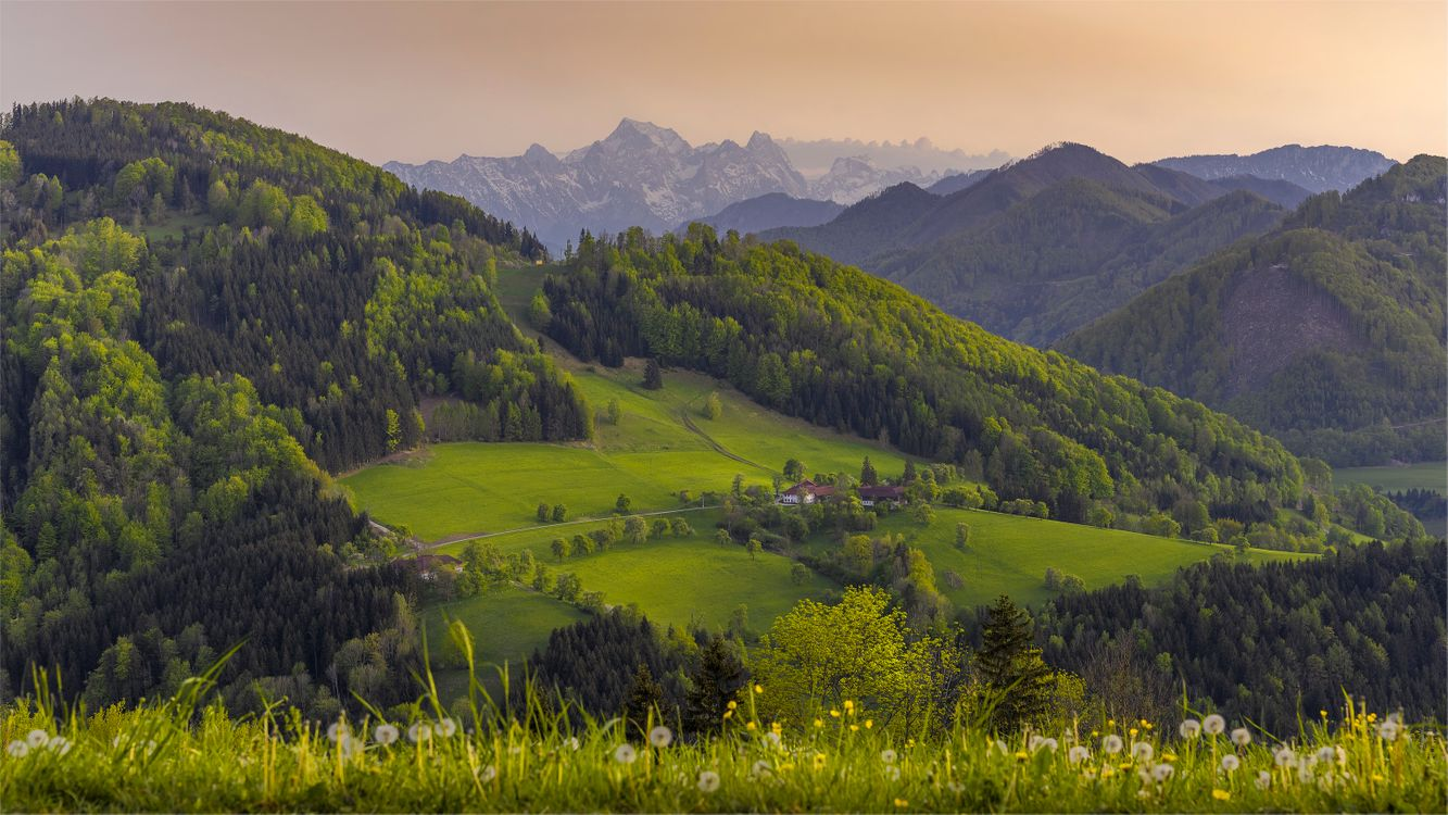 Photos for free Lime, Alps, Austria - to the desktop