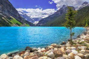 Photo free lake, Canada, landscape