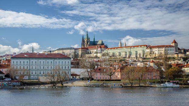 Заставки Prague Castle, St Vitus Cathedral, Prague