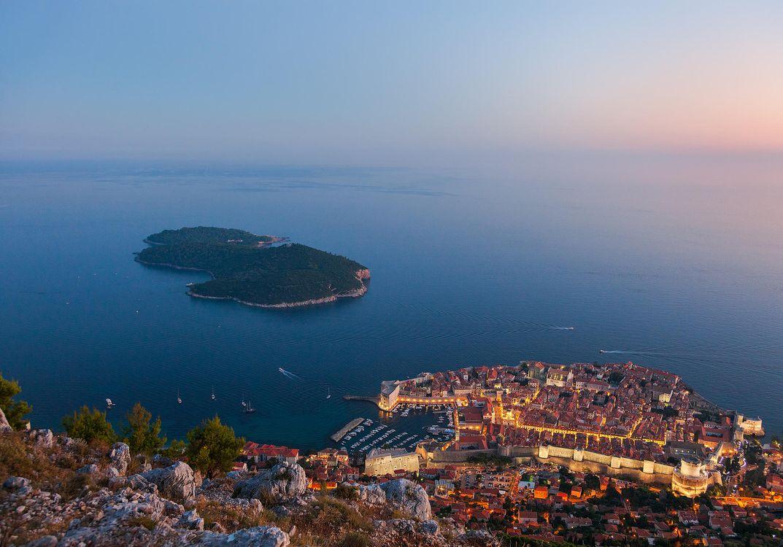 Фото бесплатно Dubrovnik, Дубровник, Хорватия - на рабочий стол