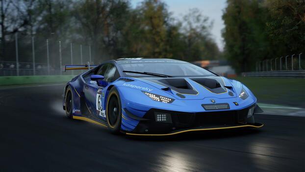 Photo free Assetto Corsa Competizione, Lamborghini, 2021 games