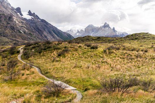 Фото бесплатно пейзаж, путь, дикая местность