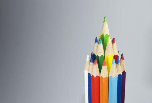 Photo free crayon, group, wood