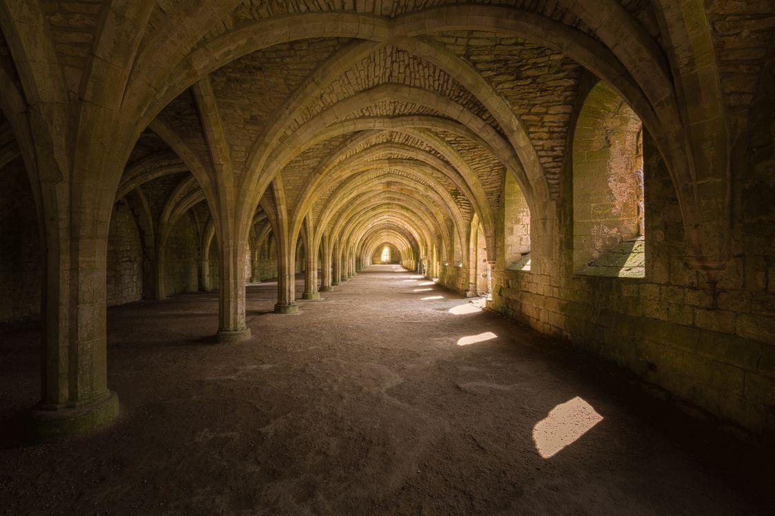 Фото интерьер хранилище темнота - бесплатные картинки на Fonwall