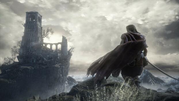 Фото бесплатно тёмные души 3, игры, компьютерные игры