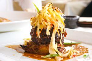 Фото бесплатно ресторан, блюдо, еды