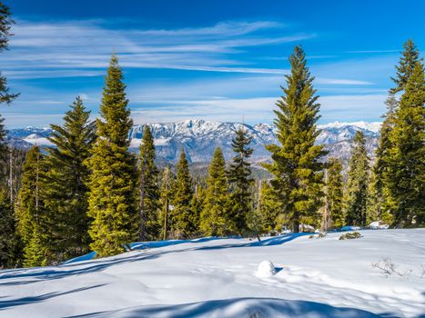 Фото бесплатно снег, США, штаты сша