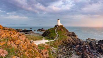 Фото бесплатно Llanddwyn Island, Великобритания, остров Лланддвин