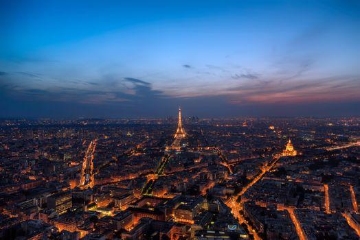 Фото бесплатно Париж, город, Эйфелева