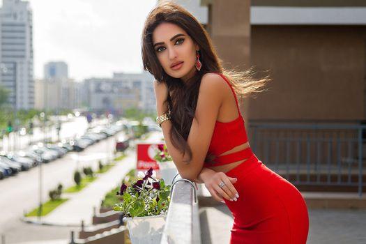 Photo free girls, model