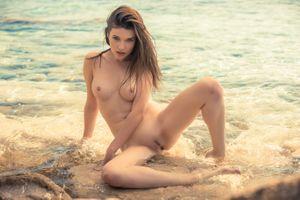 Фото бесплатно Serena Wood, красотка, обнаженная