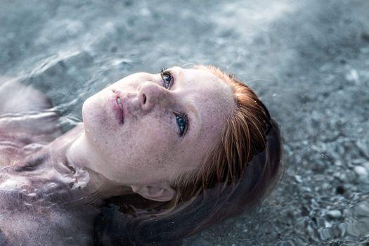 Фото бесплатно женщины, модель, вода
