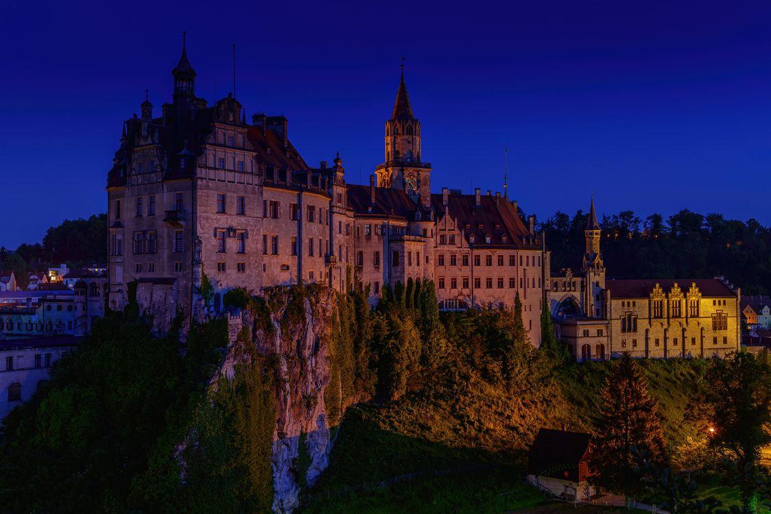 Замок Зигмаринген · бесплатное фото