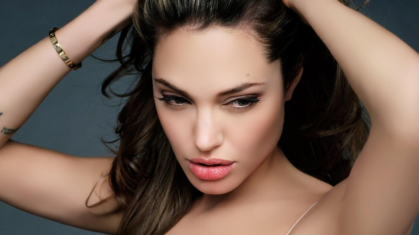 Photo Angelina Jolie celebrities photoshoot - free pictures on Fonwall