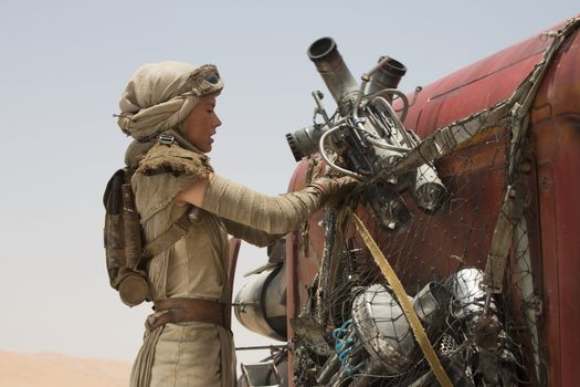 Photo free star wars, movies, Daisy Ridley