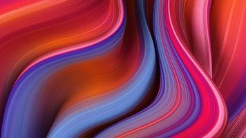 Фото бесплатно абстракция, цветные, цифровое искусство