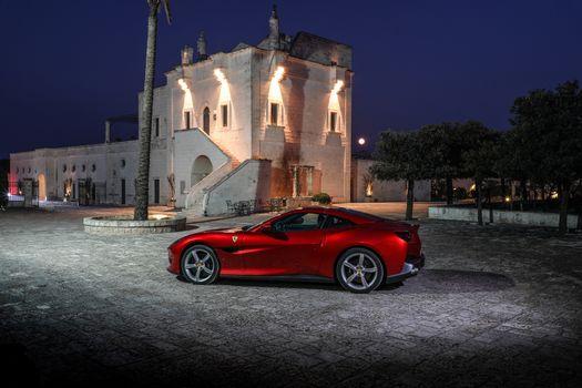 Photo free cars, Ferrari, Ferrari Portofino