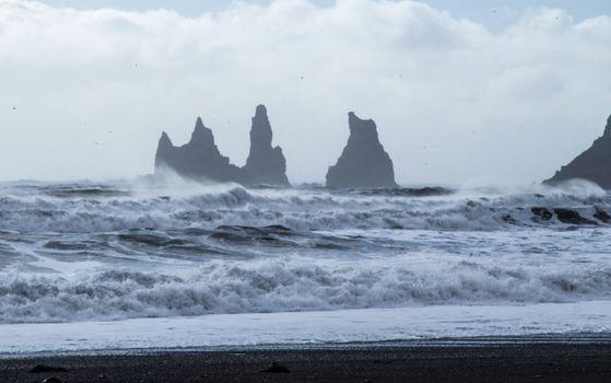 Photo free beach, cape, ocean