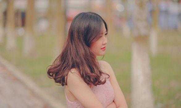 Фото бесплатно длинные волосы, счастливые, черные волосы