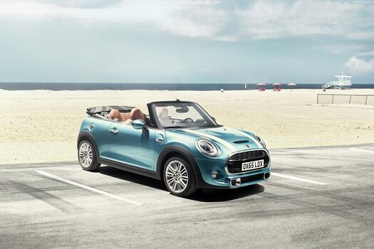 Photo free Mini Cooper, cars, convertible cars