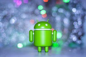 Бесплатные фото Android,Андроид,фон,абстракция,система,обои на пк
